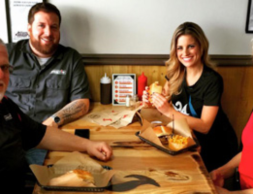 Kim DeGiulio from NBC 24's Life Tastes Better Here Stops By